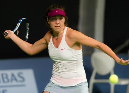 Лара Арруабаррена вышла вфинал Korea Open Tennis