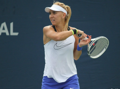 Мертенс непустила Касаткину вчетвертьфинал теннисного турнира вНью-Хейвене