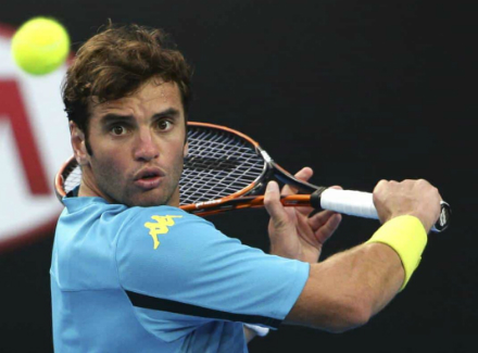 Роджер Федерер вышел втретий круг турнира вМайами