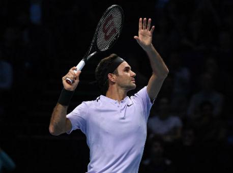 Итоговый турнир ATP. Федерер обеспечил себе путевку вполуфинал