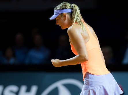 Мария Шарапова стала фаворитом турнира WTA вШтутгарте