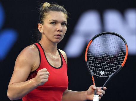 Халеп разбила Бушар вовтором раунде Australian Open