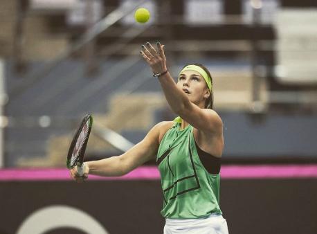 Втоп-100 рейтинга WTA— 4 белорусские теннисистки