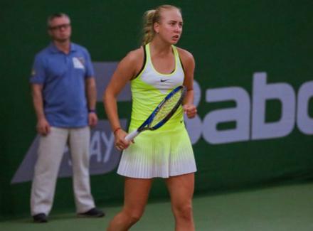 ВХимках закончился международный теннисный турнир— столичная область