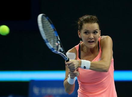 Агнешка Радваньска сыграет в финале соревнований в Пекине