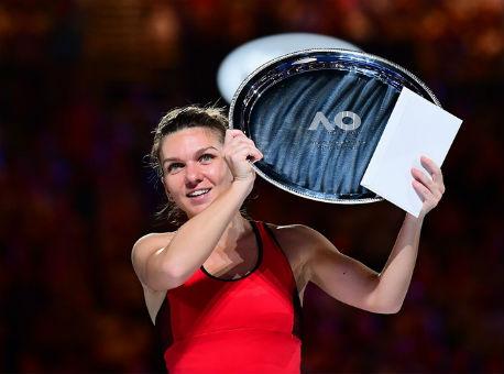 Каролина Возняцки выиграла Australian Open