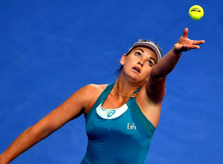 Американка Коко Вандевеге стала финалисткой турнира WTA Elite Trophy вЧжухае