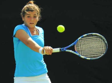 Теннис виктория каменская