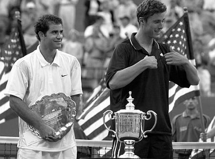 Легенды US Open. Выход гения
