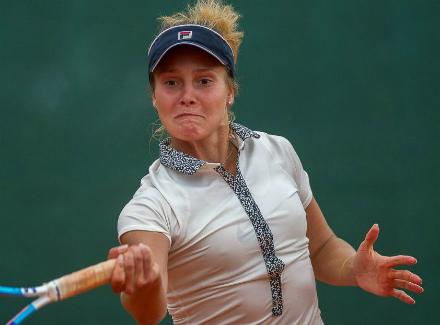 Одесситка удачно выступает вСтамбуле— Теннис