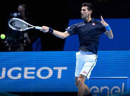 Маррей вышел вфинал Итогового турнира ATP