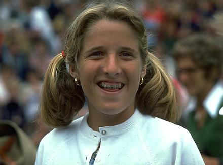 Первые леди тенниса. Трейси Остин