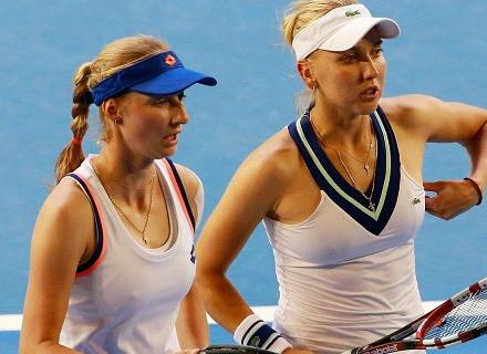 Макарова иВеснина пробились втретий круг Australian Open