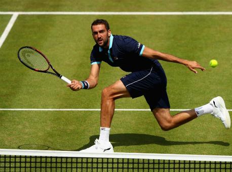Фелисиано Лопес победил Марина Чилича вфинале теннисного турнира встолице Англии