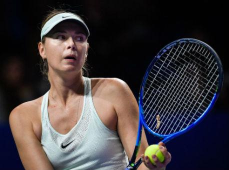 Шарапова пробилась во 2-ой круг турнира WTA вШэньчжэне