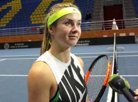 Леся Цуренко сыграет впервом поединке матча Кубка Федерации Украина— Австралия