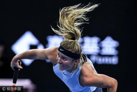 Пекин. Свитолина пробилась во 2-ой  раунд