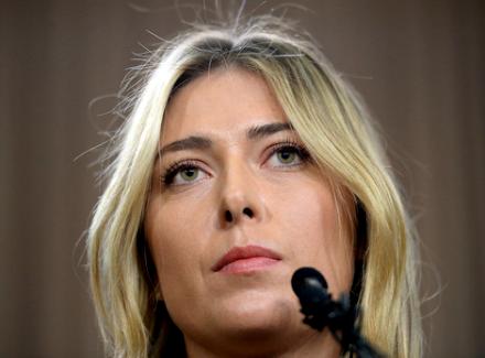 Автобиография Шараповой выйдет осенью текущего года