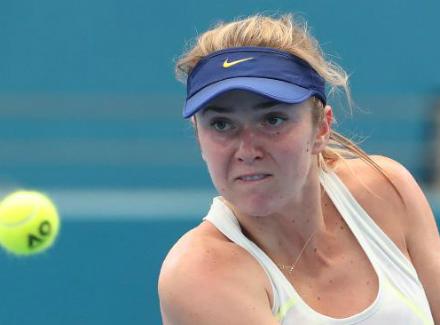 Элина Свитолина: «Некоторым молодым теннисисткам еще нужно время, чтобы раскрыться»