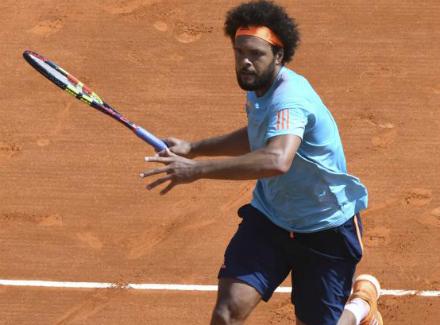 Житель россии Карен Хачанов вышел во 2-ой круг теннисного турнира вЛионе