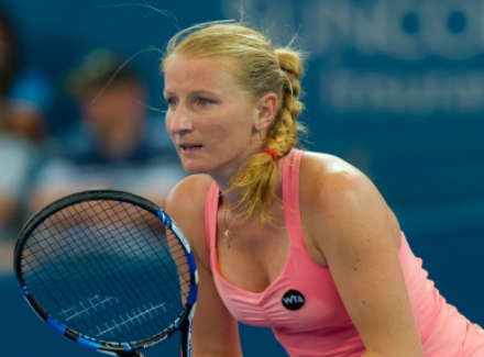 Кудрявцева разобралась спервой сеянной турнира вКвебеке