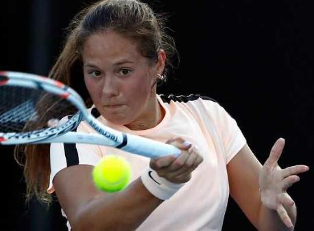 Касаткина несмогла выйти втретий круг Australian Open