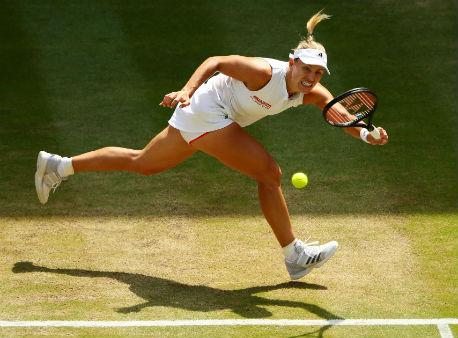 Анжелика Кербер вышла вфинал Wimbledon