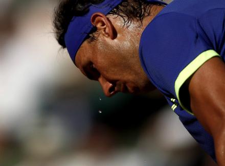 Теннисисты Вавринка иНадаль сыграют вфинале «Ролан Гаррос»