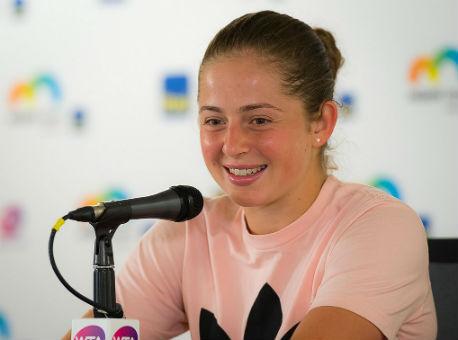 Остапенко одолела Коллинс исыграет соСтивенс вфинале Miami Open— Теннис