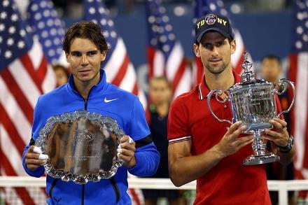 Теннисисты Открытой эры, побеждавшие на трех