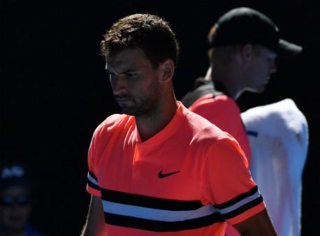 Григор Димитров не смог пробиться в полуфинал Australian Open, уступив Кайлу Эдмунду