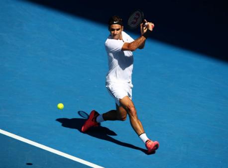Федерер вышел вчетвертьфинал Australian Open