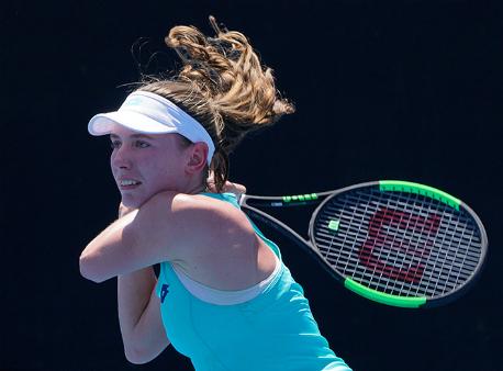 Россиянка Александрова проиграла вовтором круге Australian Open