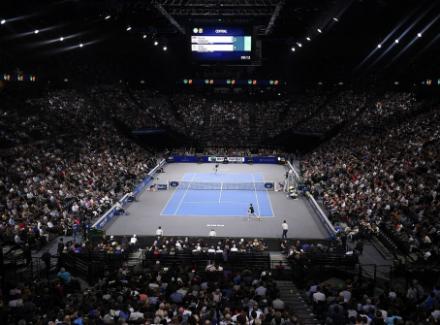 Пятый игровой день турнира [b]BNP Paribas Masters[/b] в Париже. Сегодня первым запуском на