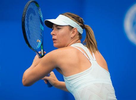 Шарапова вышла вполуфинал теннисного турнира в КНР