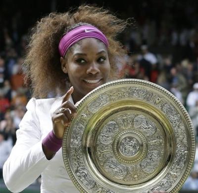 Wimbledon, день двенадцатый. Суровая реальность Серены