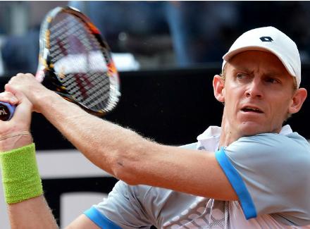 Кевин Андерсон не смог преодолеть барьер третьего раунда French Open 17- я