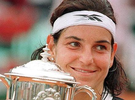 Первые леди тенниса. Аранта Санчес-Викарио