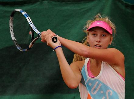 Россиянка Потапова выиграла турнир вБразилии