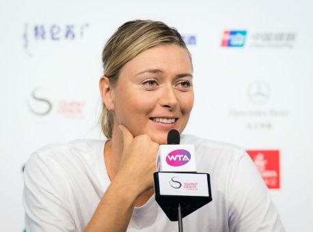 Мария Шарапова может сыграть натеннисном Кубке Кремля