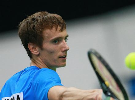 Кузнецов вышел вчетвертьфинал турнира вБудапеште
