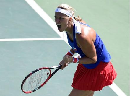 Россиянка Дарья Касаткина непробилась вполуфинал теннисного турнира наОлимпиаде