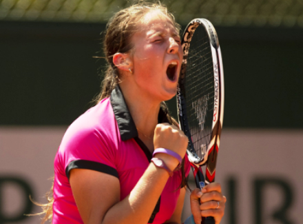 Дарья Касаткина проиграла вовтором круге турнира встолице Китая