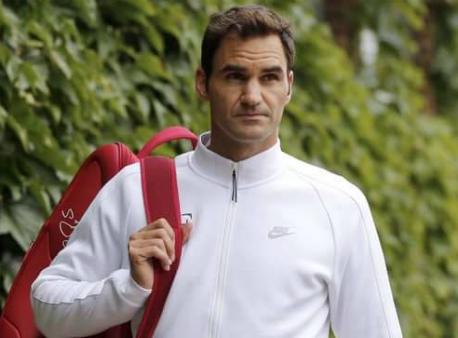 Теннисист Роджер Федерер установил рекорд Уимблдона
