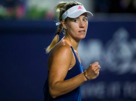 Павлюченкова выиграла турнир WTA, победив первую ракетку мира