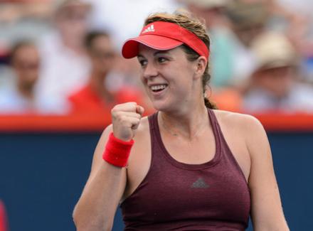 Россиянка Павлюченкова вышла во 2-ой кругUS Open