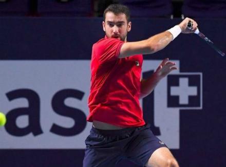 Хорват Марин Чилич победил натеннисном турнире вБазеле