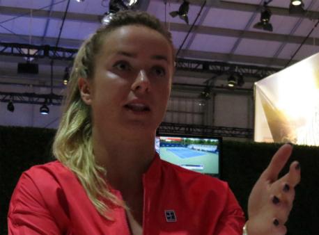 Теннисистка Касаткина вышла во 2-ой круг турнира WTA вТоронто