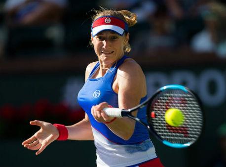 Кузнецова вышла во 2-ой круг теннисного турнира вВашингтоне