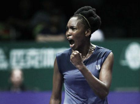Уильямс выиграла битву уОстапенко наИтоговом турнире